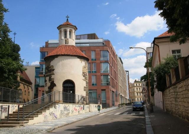 Ротонда св. Лонгина (Rotunda svatého Longina)