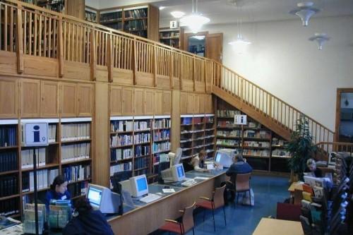 Муниципальная библиотека (Městská knihovna)