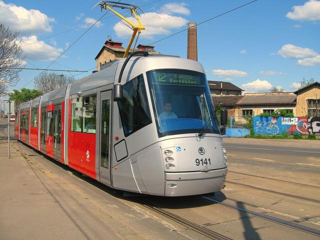 Городской транспорт Праги