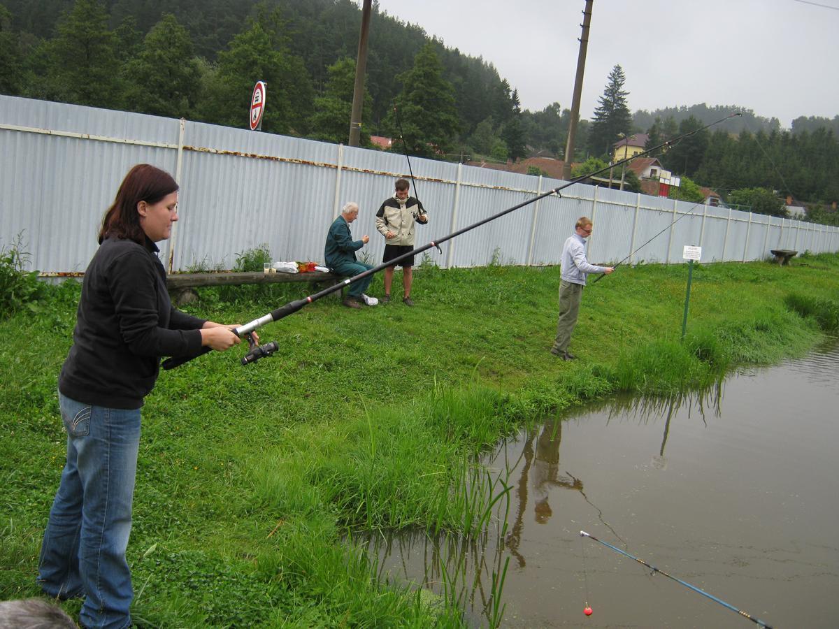 рыбалка в климовске бесплатно