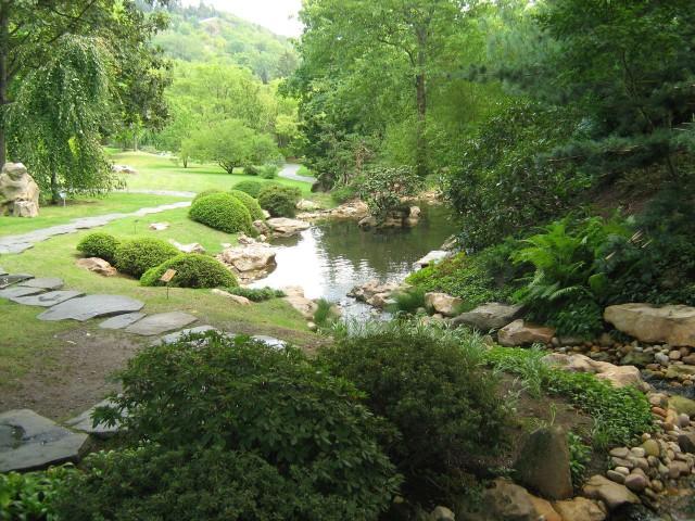 Пражский ботанический сад (Botanická zahrada)