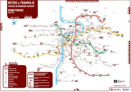 Расписание каждого автобуса, трамвая и станции метро присутствует на всех остановках и самое главное...