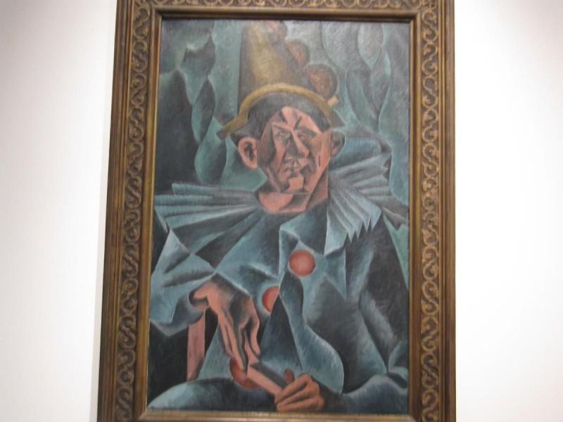 "Музей чешского ""кубизма"" (Muzeum ćeského kubismu)"