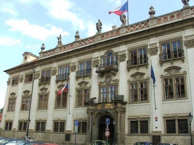 Ностицкий дворец (Nostický palác)