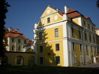 Замок Збраслав