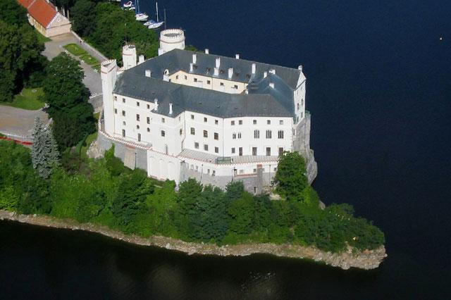 замок орлик фото, экскурсия в замок орлик