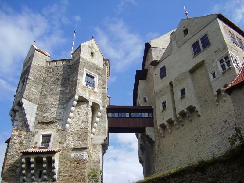 Замок Пернштей (hrad Pernstejn)
