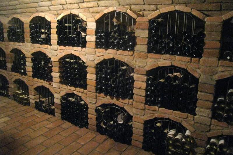 Винный подвал