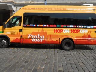 Экскурсионный автобус Hop on-Hop off по Праге