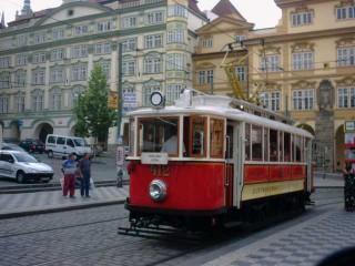 Изменение тарифов общественного транспорта Праги