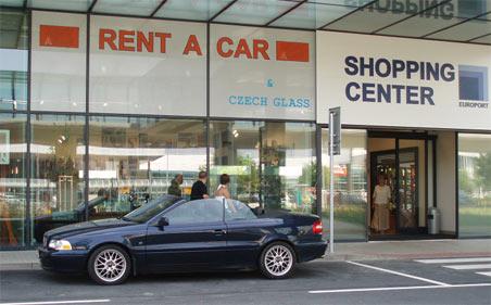 Автомобиль на прокат в Праге