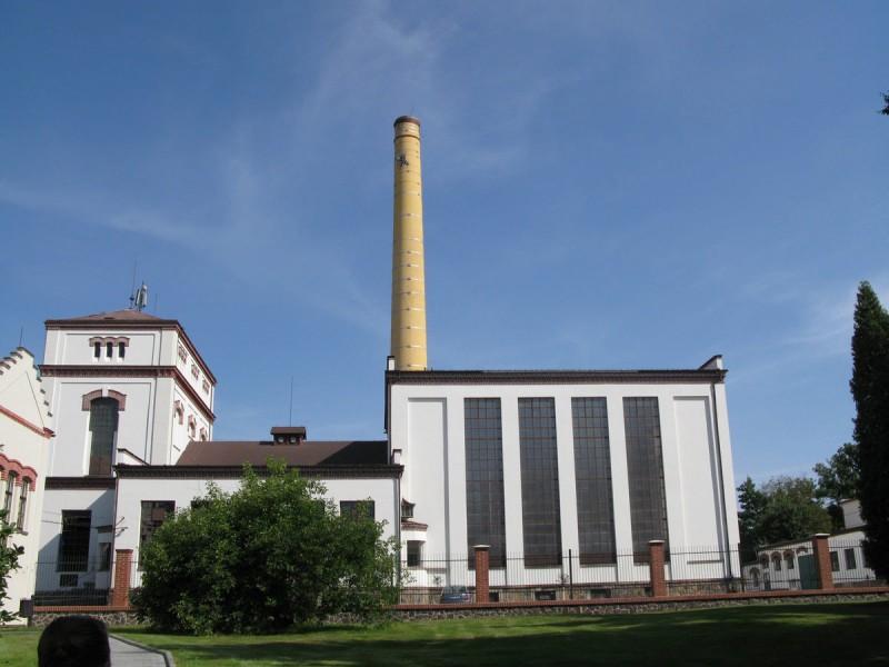 Завод Велке Поповице