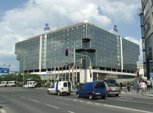 отель hilton Прага