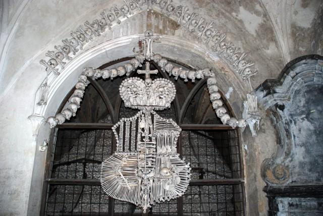 Уникальная церковь из костей в Чехии