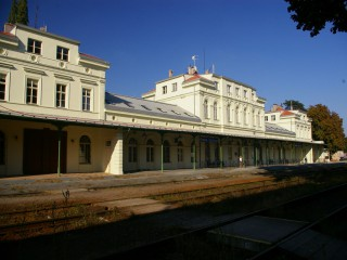 Железнодорожный вокзал Прага-Дейвице