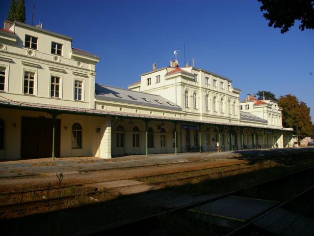 Nádraží Praha Dejvice