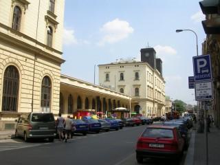 Вокзал имени Масарика