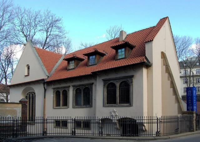 Пражское гетто и синагоги – наследие еврейской общины