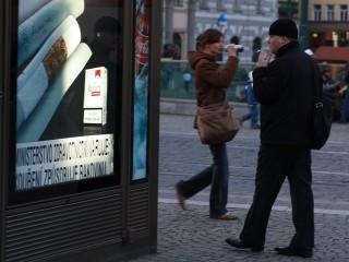 Курильщикам в Чехии туго