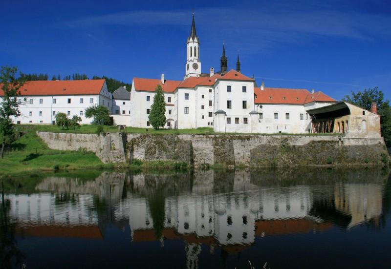 Высший Брод (Vyšší Brod)