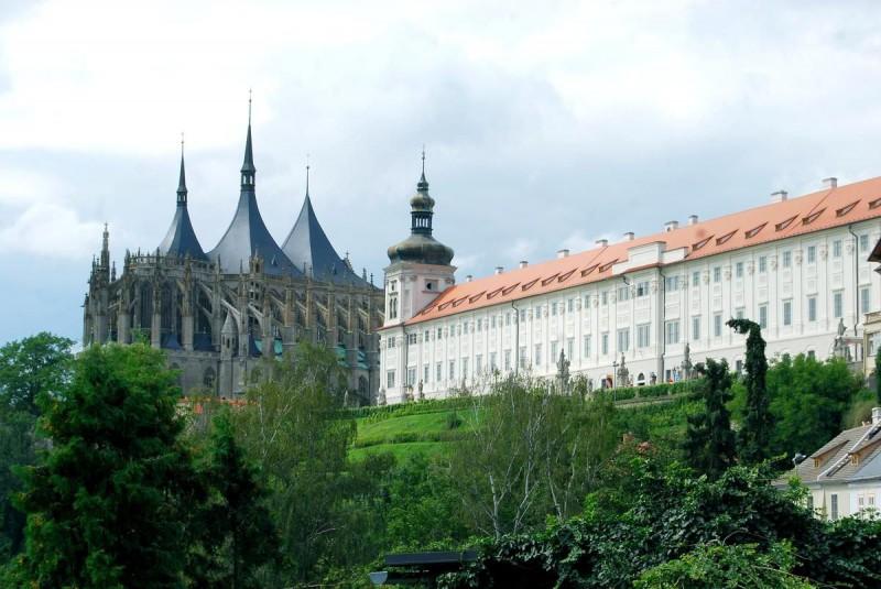 Иезуитский колледж (Jezuitská kolej v Kutné hoře)