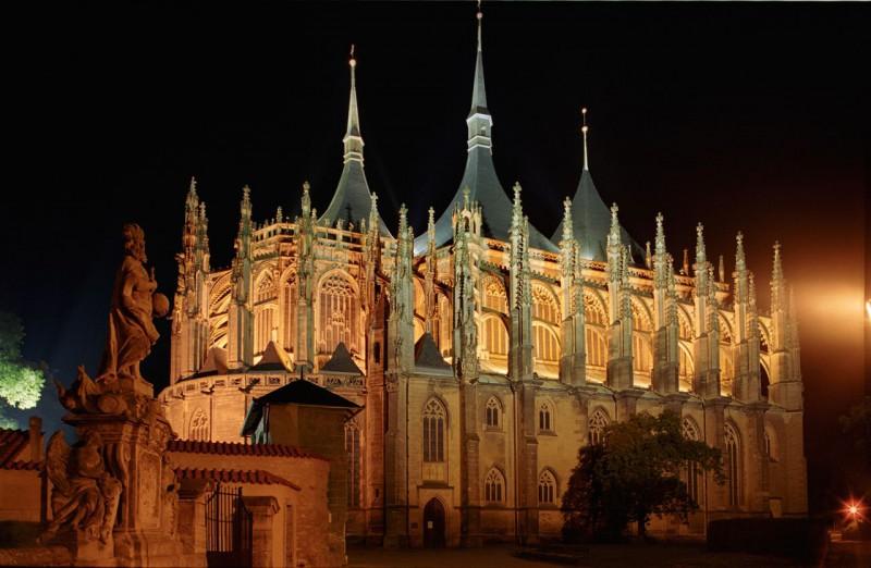 Собор Святой Варвары (Chrám svaté Barbory)