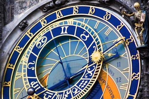 Пражские астрономические часы (Orloj)
