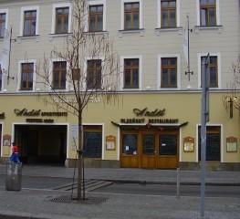 Пльзеньский ресторан «Андел», Прага
