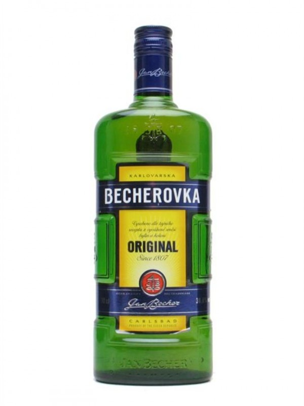 """""""Бехеровка"""" (Becherovka)"""