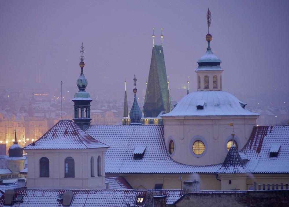 Сильвестр в Праге (Silvestr)