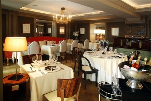 Ресторан «Кода» (Coda)