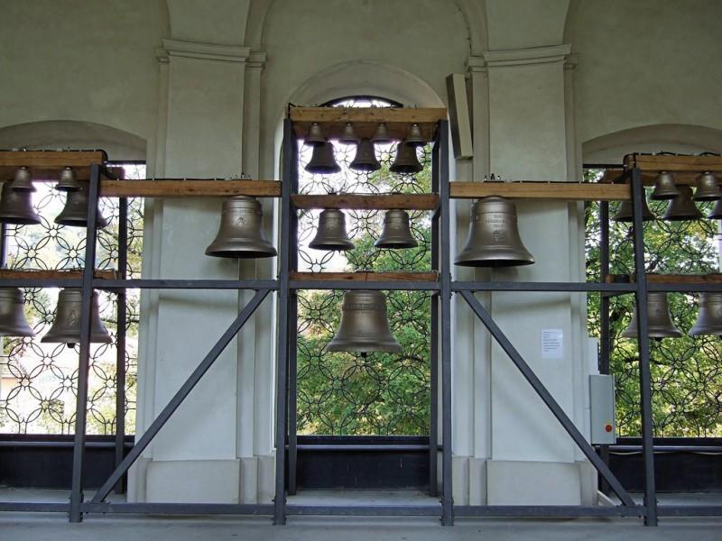 Храм Девы Марии в Крштинах (Mariánský chrám)
