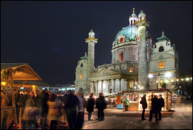 Традиционное празднование Нового года в Австрии