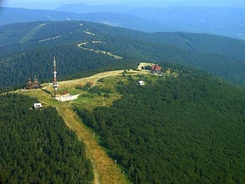 Горы Бескиды (Beskydy)