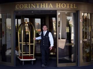 """Новый год в отеле """"Коринтия Тауэрс"""""""