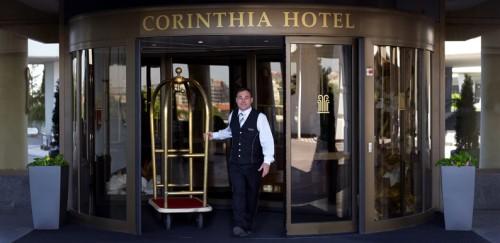 "Отель ""Коринтия Тауэрс"" 5 * (Corinthia Towers 5*)"