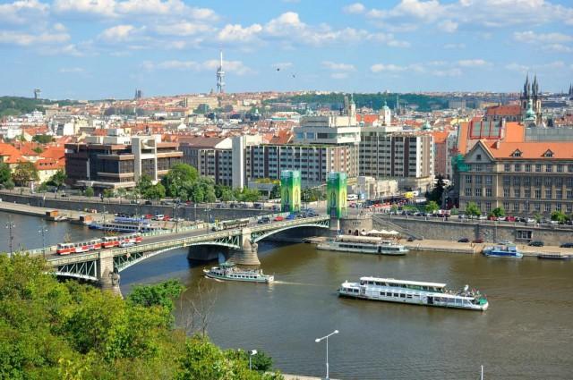 Чехув мост (Čechův most)