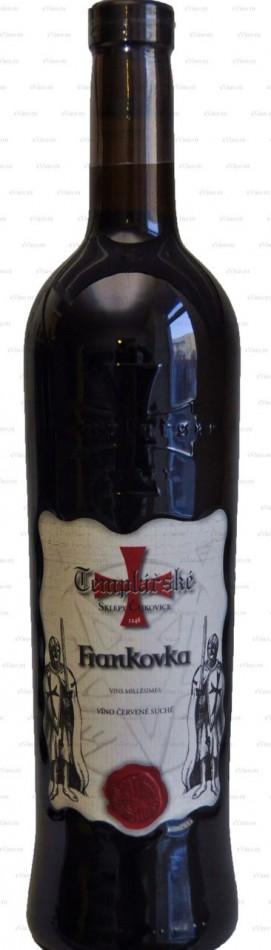 Вино «Frankovka»