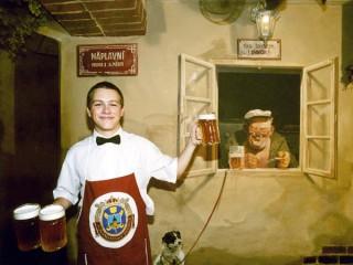 """Новый год в ресторане """"Новоместский пивовар"""""""