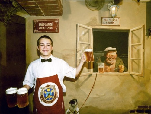 "Ресторан ""Новоместский пивовар"" (Novoměstský pivovar)"