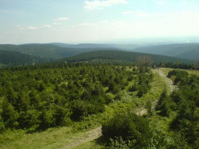 Орлицкие горы (Orlické hory)
