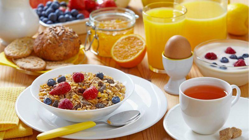 Чешский завтрак