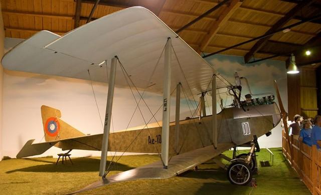 Музей авиации Кбелы (Letecké muzeum Kbely)