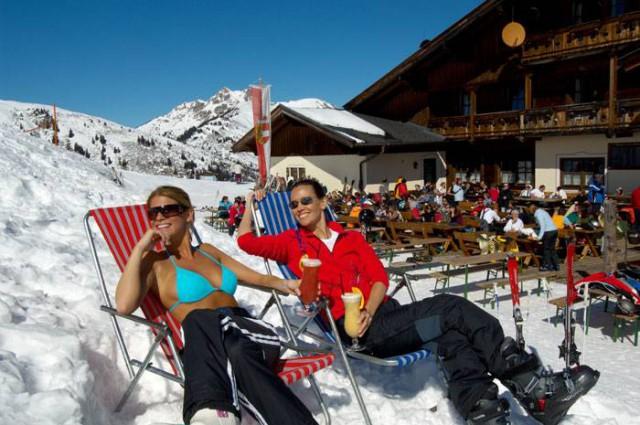 Апре-ски в Австрии