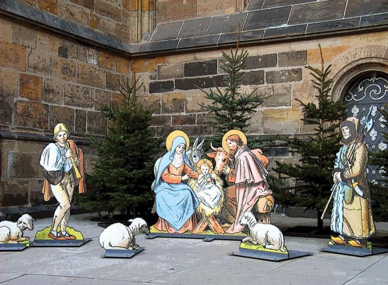 Рождество в Чехии (Vánoce)