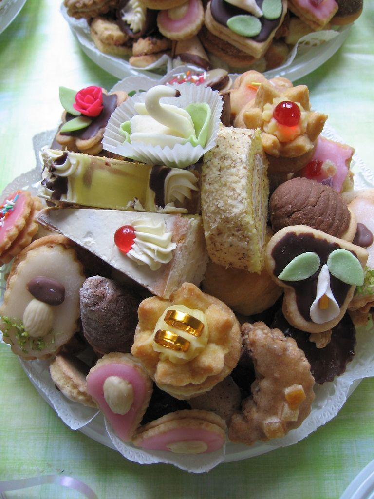 Цукрови (cukroví)