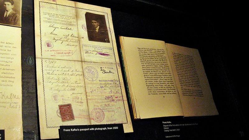 Музей Франца Кафки (Franz Kafka Museum)