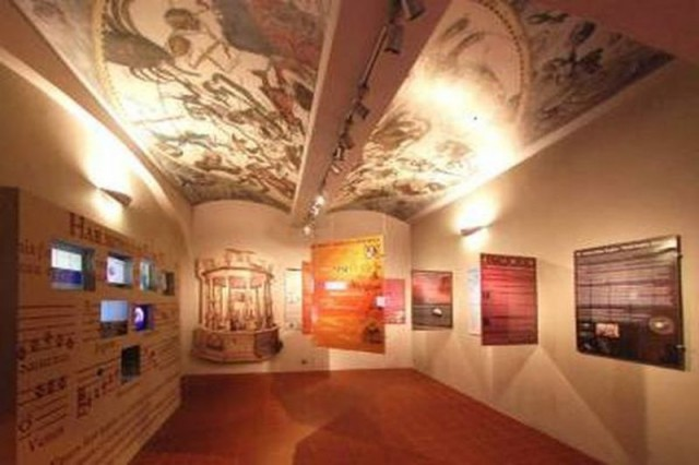 Музей Кеплера (Keplerovo muzeum)