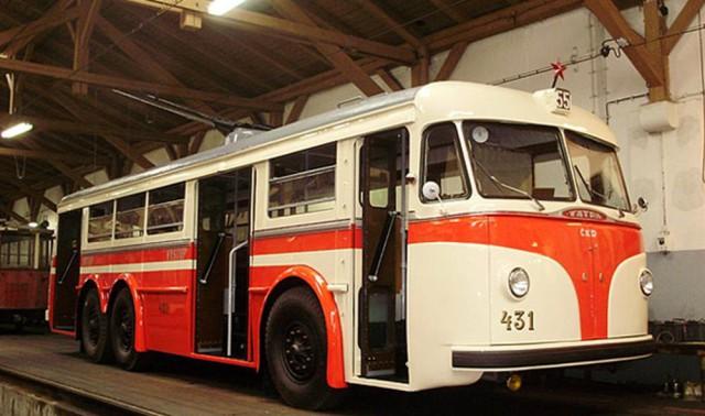 Пражский Музей городского транспорта ( Muzeum městské hromadné dopravy)