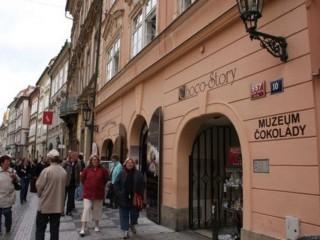 Внимание сладкоежки! Музей Шоколада в Праге